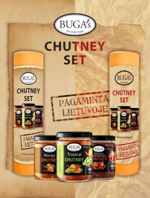 bugas-chutney-set